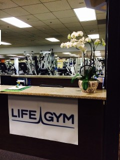 Life Gym Workout Area