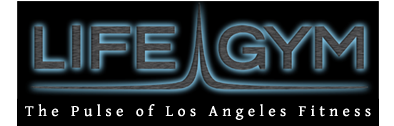 Logo, LIFE GYM, Fitness and Training in Los Angeles, CA
